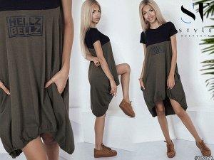Платье 35071