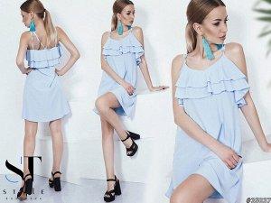 Платье 35037