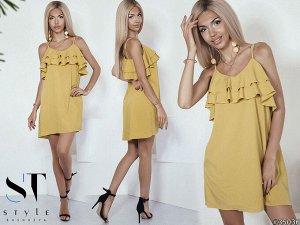 Платье 35036