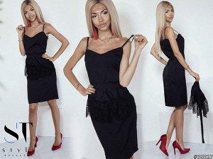 Платье 35027