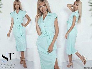 Платье 35011