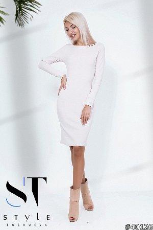 Платье 40126