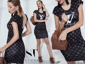 Платье 35655