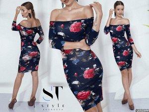 Платье 35622