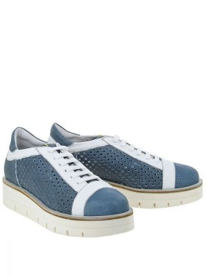 Полуботинки Emile 2683 blu