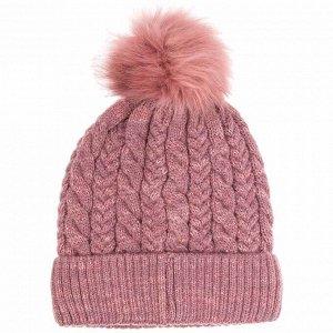 Зимняя шапка на подкладе от Keddo.