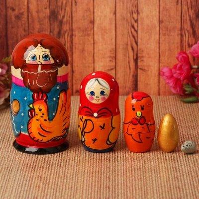 Деревянные игрушки - подарок природы детям!  — Игры для детей — Деревянные игрушки