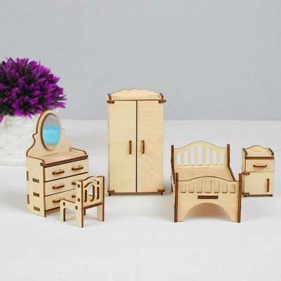 Деревянные игрушки - подарок природы детям!  — Аксессуары для кукол — Деревянные игрушки
