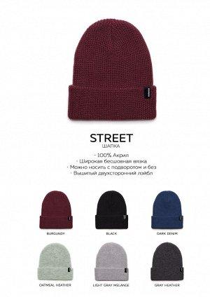 NEW! ШАПКА FOOTWORK STREET