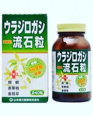 Урохолум – натуральное Японское средство для здоровья почек