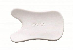 AYURA Bicassa Plate Premium - керамическая плитка для ручного массажа лица