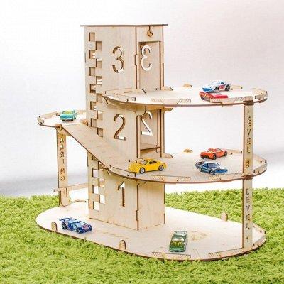 Деревянные игрушки - подарок природы детям!  — Транспорт без механизмов — Деревянные игрушки