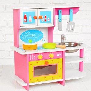 Игровой набор «Волшебная кухня», посудка в наборе