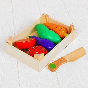 """Набор продуктов в ящике """"Полезные овощи"""""""