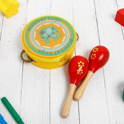 Деревянные игрушки - подарок природы детям!  — Погремушки — Деревянные игрушки
