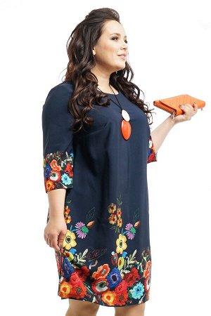 Платье-4390