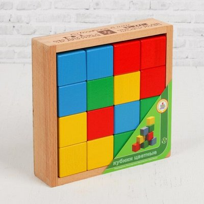 Деревянные игрушки - подарок природы детям!  — Кубики, строительные наборы — Деревянные игрушки