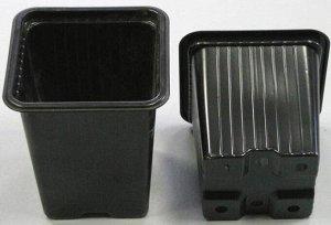 Горшок для рассады 7x7x8 см (0,23 л)