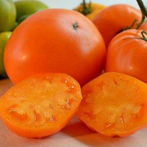 Томат Бычье сердце (оранжевое)