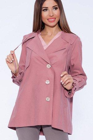 #59913 Плащ Розовый