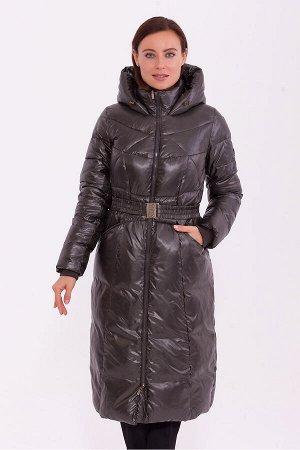 #84203 Пальто Хаки