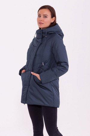 #84224 Куртка Сине-зеленый