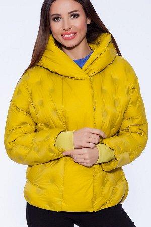 #59245 Куртка (D'IMMA) Лимонный