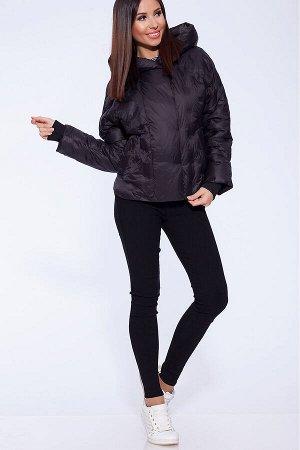 #56041 Куртка Черный