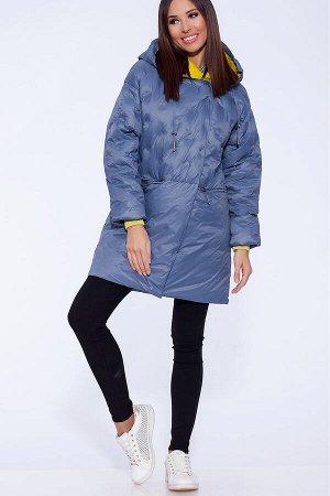 #56030 Куртка Голубой