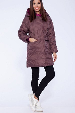 #56029 Куртка Коричневый