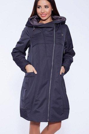 #59269 Пальто Темно-синий