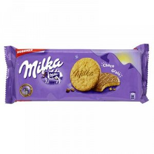 Печенье Печенье Милка Choco Grain 168 г