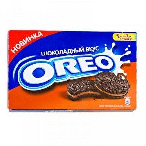 Печенье Печенье Орео Шоколадный вкус 228 г