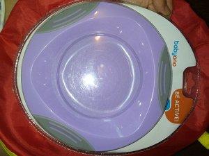 Продам новую тарелочку на присоске BabyOno
