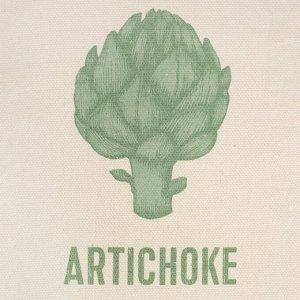 "Коврик ""Artichoke"" 70х45 см. 50% хл. 50% п/э"