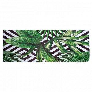 """Ковер Этель """"Tropics"""" 45*120 см. велюр. поролон 400г/м2"""