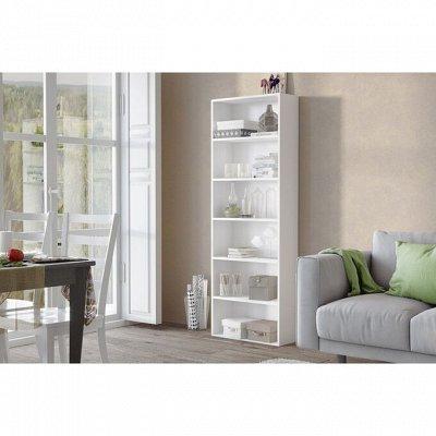 Академия — мебель. Осеннее обновление — Стеллажи — Шкафы, стеллажи и полки