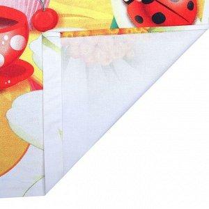 Комплект штор Этель «Бабочки». 150 ? 270 см. 2 шт.. хлопок 198 г/м?