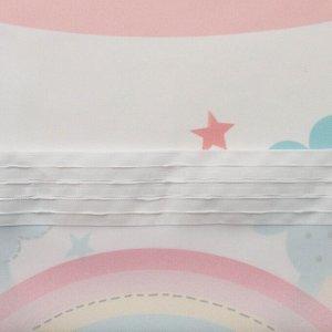 """Комплект штор """"Этель""""  Magic 145*260 см-2 шт. 100% п/э. 140 г/м2"""