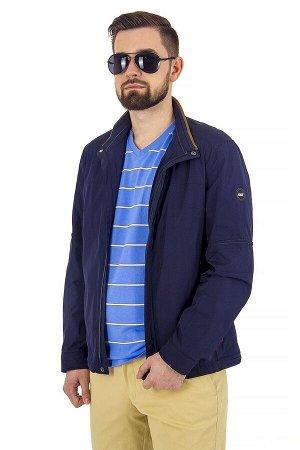 Куртка Сезон летние. Цвет синий. Состав полиэстер-100%. Бренд EU-MENS