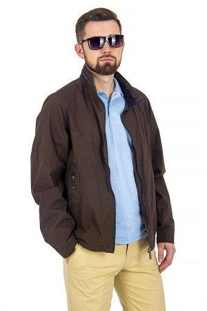 Куртка Сезон летние. Цвет коричневый. Состав хлопок-100%. Бренд EU-MENS