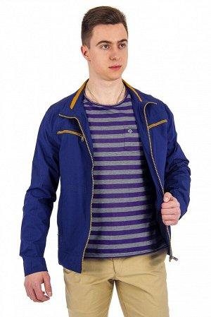 Куртка Сезон летние. Цвет синий. Состав хлопок-100%. Бренд EU-MENS