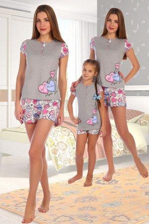 Пижама Вертихвостка