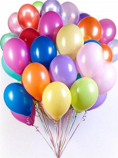 🎄Волшебство! Елочки! *★* Новый год Спешит! ❤ 🎅 — Шары воздушные  100шт =165 рублей! — Все для Нового года