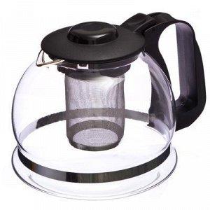 Чайник заварочный, стеклянный 1,5л (101)