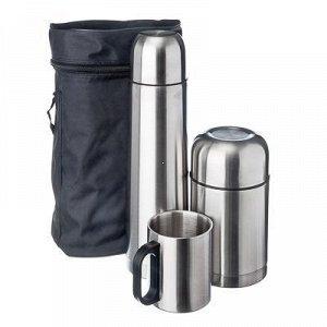 Походный набор в сумке Буллет, 2 термоса+кружка