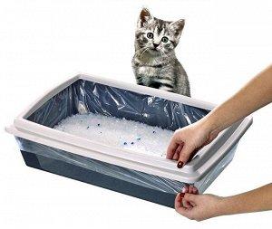Пакеты для кошачьих лотков 10 шт