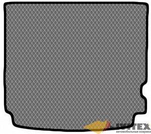 Коврик в багажник Hyundai Santa Fe 4WD (CM) (2006-2012)