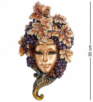"""WS-355 Венецианская маска """"Виноград"""""""