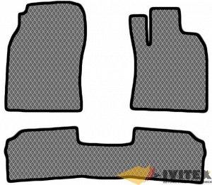 Ковры салонные Lexus CT200h (хэтчбек) (01.2011- 07.2017) правый руль